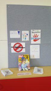 Exposition des travaux des élèves de 6èmeC